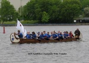 Paddle Fest Champions Wills Transfer