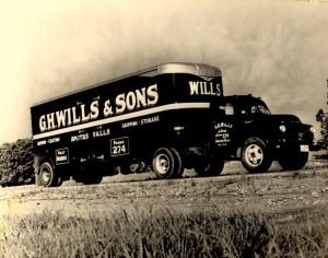 Wills Truck 1945