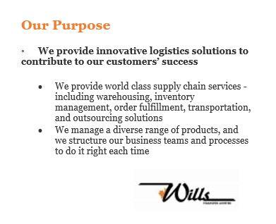 Our Purpose Statement 2