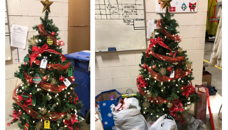 The 'Giving Tree Campaign'