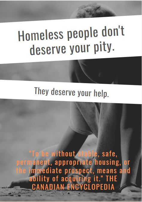 Homeless People Quote